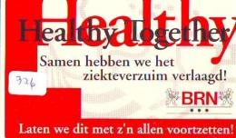 NEDERLAND CHIP TELEFOONKAART CRE 326 * BRN  *  Telecarte A PUCE PAYS-BAS * ONGEBRUIKT MINT - Netherlands