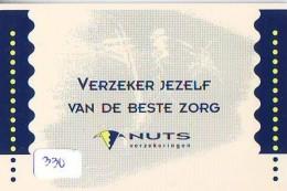NEDERLAND CHIP TELEFOONKAART CRE 330 * NUTS *  Telecarte A PUCE PAYS-BAS * ONGEBRUIKT MINT - Netherlands