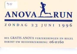 NEDERLAND CHIP TELEFOONKAART CRE 331 * ANOVA Run 23 Juni 1996 *  Telecarte A PUCE PAYS-BAS * ONGEBRUIKT MINT - Netherlands