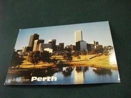 AUSTRALIA GREETING FROM PERTH - Perth