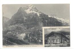 20058 - Grindelwald Hôtel Et Pension Alpenrose - BE Berne