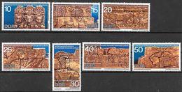 DDR 1970 / MiNr.   1584 – 1590   ** / MNH   (f666) - DDR
