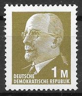 DDR 1970 / MiNr.   1540   ** / MNH   (f666) - DDR
