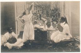 TUNIS - La Danse Du Ventre , N°299 - Lehnert & Landrock, Tunis - Tunisie