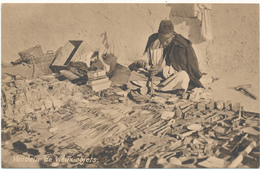 TUNISIE - Vendeur De Vieux Objets - Lehnert & Landrock, Tunis - Tunisie