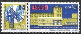 DDR 1970 / MiNr.   1573 – 1574  Paar    O / Used   (f666) - DDR