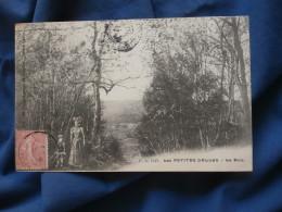 Les Petites Dalles  Le Bois  Animée : Femme Et Enfant - Ed. FA 167 - Circulée 1906 - R205 - France