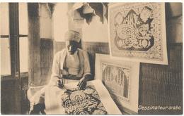 TUNISIE - Dessinateur Arabe - Lehnert & Landrock, Tunis - Tunisie