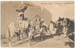 TUNISIE - Cavalier Arabe, Costume De Fantasia - Lehnert & Landrock, Tunis - Tunisie