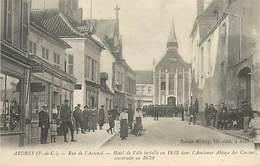 D-18-671 : ARDRES. RUE DE L'ARSENAL - Ardres