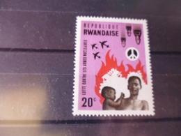 RWANDA YVERT N°167** - Rwanda