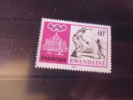 RWANDA YVERT N°265 - Rwanda