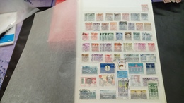 F0947 LOT FEUILLES TIMBRES ITALIE NEUFS / OB A TRIER BELLE COTE DÉPART 10€ - Collections (en Albums)