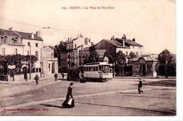 Meurthe Et Moselle : Nancy : Tram De La Place Du Bon Coin - Nancy