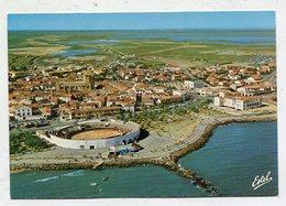 FRANCE - AK 326683 Les Saintes-Maries-de-la-Mer - Vue Aérienne - Saintes Maries De La Mer