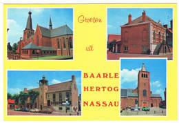 Groetjes Uit Baarle-Hertog-Nassau  (4 Zichten) - Baarle-Hertog