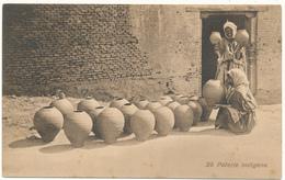 TUNISIE - Poterie Indigène - Lehnert & Landrock, Tunis - Tunisie