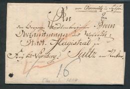 Chemnitz Uralter Beleg  ? (oo3337  ) Siehe Scan - Sachsen