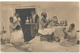 TUNISIE - Potiers Indigènes - Lehnert & Landrock, Tunis - Tunisie