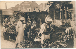 TUNISIE - Marché Aux Légumes - Lehnert & Landrock, Tunis - Tunisie