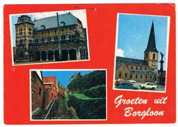 Groetjes Uit Borgloon  (3 Zichten) - Borgloon