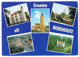 Groetjes Uit Boekhoute  (5 Zichten) - Assenede