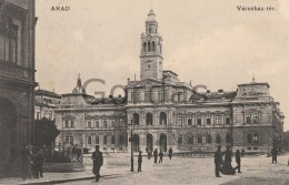 Romania - Arad - Primaria - Romania