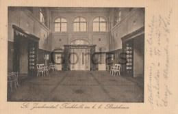 Czech Republic - Jachimov - St. Joachimstal - Trinkhalle - Czech Republic