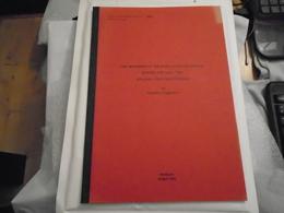 ISLANDE, ICELAND, THE WIDENING OF KRAFLA FISSURE SWARM DURING 1975 - 1981 VOLCANO TECTONIC EPISODE Eysteinn Tryggvason - Earth Science