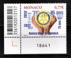 MONACO 2012 N°2831 NEUF  ** - Monaco