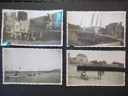 44 - Le Croisic - Photos Originales - Plage - Port -  Fête De Jeanne D'Arc - 1934 - - Lieux