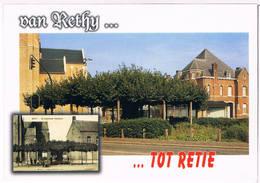 Van Rethy...tot Retie - De Eeuweoude Lindeboom - Retie