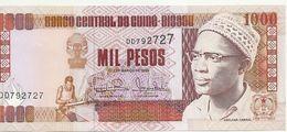 GUINEE-BISSAU 1000 PESOS 1993 UNC P 13 B - Guinea-Bissau