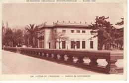 CPA Sépia - 75 - PARIS EXPOSITION COLONIALE 1931 - N°199 - Section De L'Indochine - Bureau Du Commissariat -  - - Esposizioni