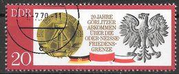 DDR 1970 / MiNr.   1591   O / Used   (f691) - DDR