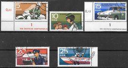 DDR 1970 / MiNr.   1579 – 1583   O / Used   (f692) - DDR