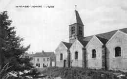 V15090 Cpa 78 Saint Rémy L' Honoré - L'Eglise - Frankreich
