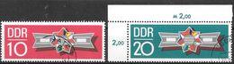 DDR 1970 / MiNr.   1615 – 1616   O / Used   (f695) - DDR