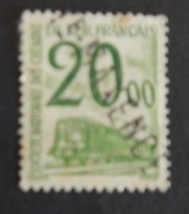 COLIS POSTAL ANNEE  1960 OBLITERE - Paketmarken