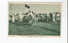 DJIBOUTI 16 FANTASIA DU RAMDAN (ANIMATION) - Dschibuti