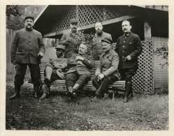 2 PHOTOS DU 22e REGIMENT D'INFANTERIE COLONIALE - Guerre, Militaire
