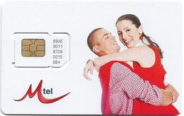 Bulgaria - M-Tel - Friends GSM SIM 2 Mini, Mint - Bulgaria