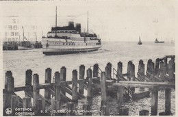 OOSTENDE  / SS QUEEN OF THE CHANNEL / PASSAGIERSBOOT - Oostende