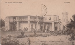 AGOUE - Dahomey