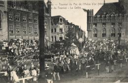 BELGIQUE - FLANDRE OCCIDENTALE - BRUGES - BRUGGE - Tournoi Du Pas De L'Arbre D4or (1468). Finale Du Tournoi. - Brugge