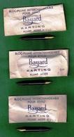 BLOC-PLUME (3) INTERCHANGEABLE POUR STYLO BAYARD KARTING DES ANNÉES 50-60 OU 70 FERMETURE PAPETERIE -NOTRE SITE Serbon63 - Schrijfgerief