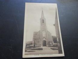 Gontrode, De Kerk En Voorplein - Melle