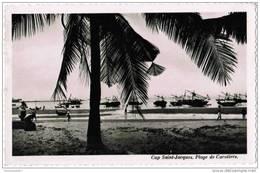 CPSM CAP SAINT JACQUES - Plage Des Cocotiers - Viêt-Nam