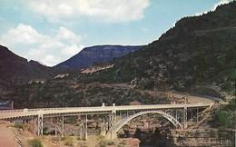 CARTE POSTALE ORIGINALE DE 9CM/14CM : SALT RIVER CANYON BRIDGE PHOENIX  ARIZONA USA - Phoenix