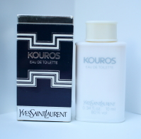 Yves Saint Laurent Kouros - Miniatures Hommes (avec Boite)